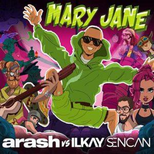 آرش و Ilkay Sencan مری جین